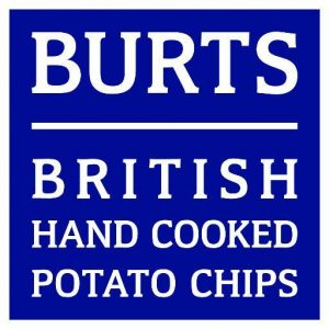 Burts thick cut British Potato chips